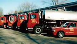 Tack Coat Distributor Trucks