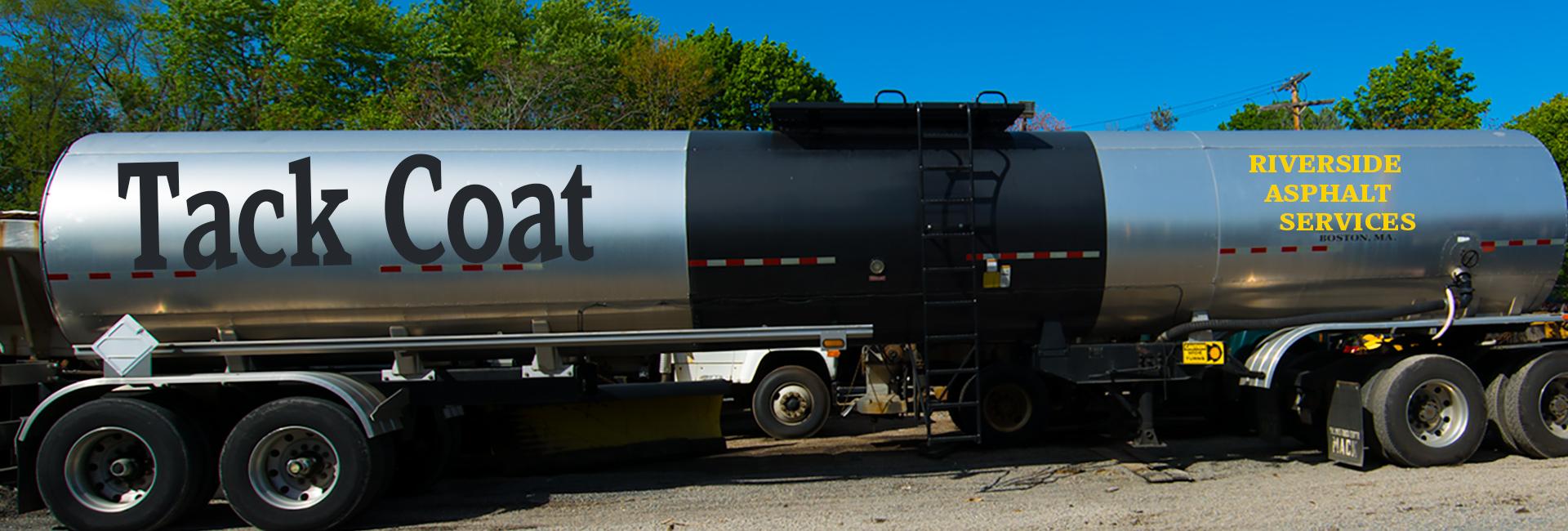 Tack Coat Tack Coat Trucks Asphalt Services To Apply